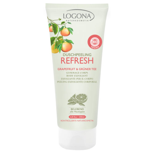 logona refresh douchepeeling