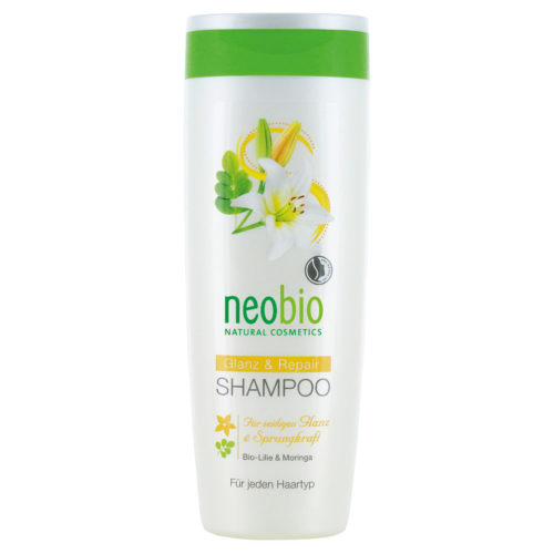 Neobio shampoo glans & repair