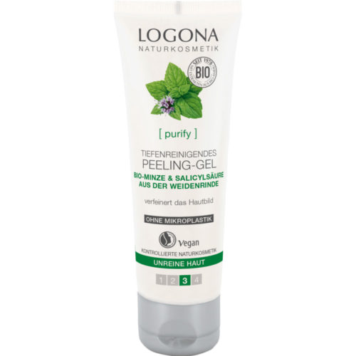Logona purify peeling gel