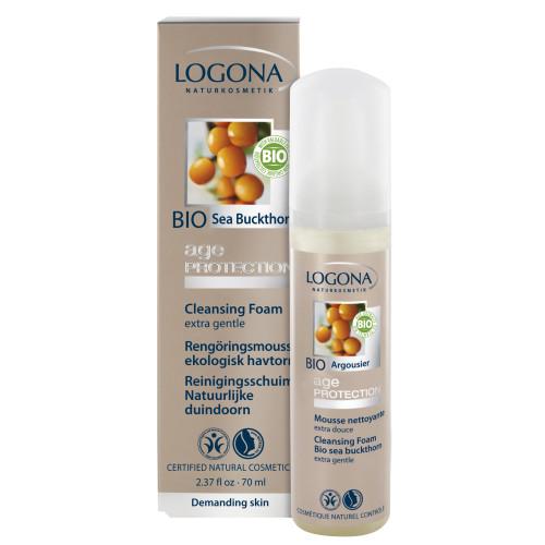 Logona age protection reinigingsschuim