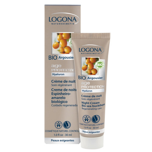 Logona Age Protection nachtcrème