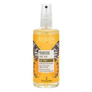 Farfalla Mandarine deo spray