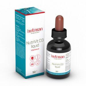 Nutrisan vitamine D3 druppels