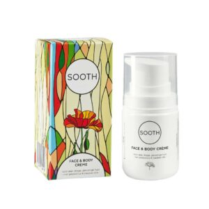 Sooth face & body crème