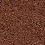 Ijzeroxide bruin kleurpigment