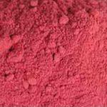 Rode Biet poeder kleurpigment