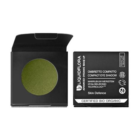 Liquidflora oogschaduw 04 golden green refill
