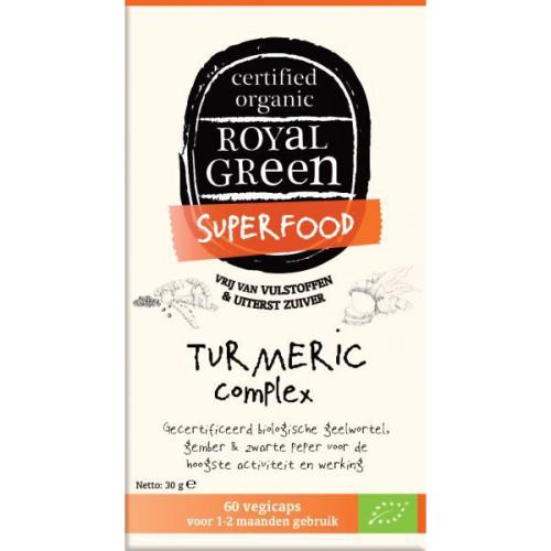 Royal Green Turmeric complex