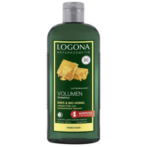 logona shampoo bier honing