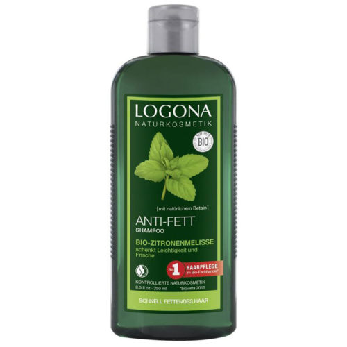 Logona shampoo citroenmelisse
