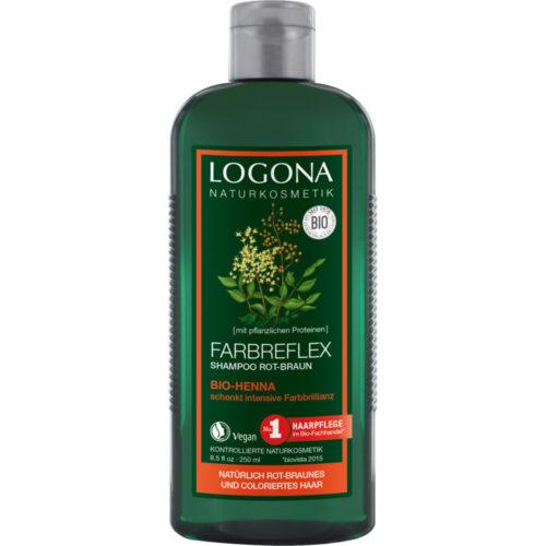 logona shampoo henna
