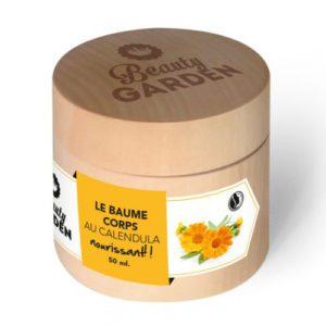 Beauty Garden Calendula body balsem