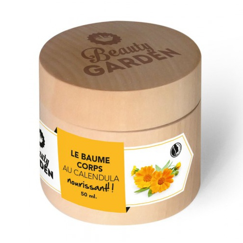 Beauty Garden Calendula body balsem