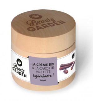 Beauty Garden dagcrème paarse wortel