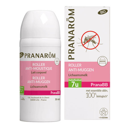 Pranarôm PranaBB anti-muggen lichaamsmelk