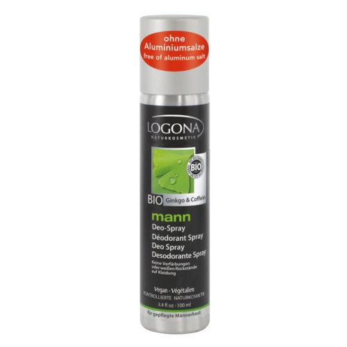 Logona Mann deo spray