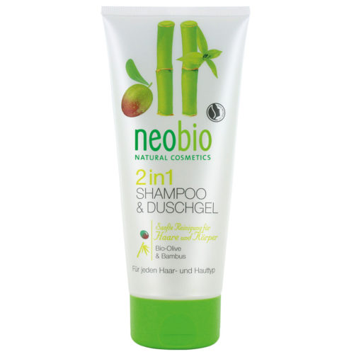 Neobio douchegel shampoo 2-in-1
