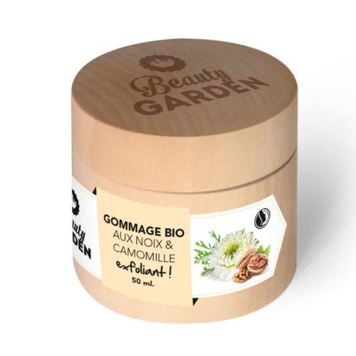 Beauty Garden Noix Camomille scrub