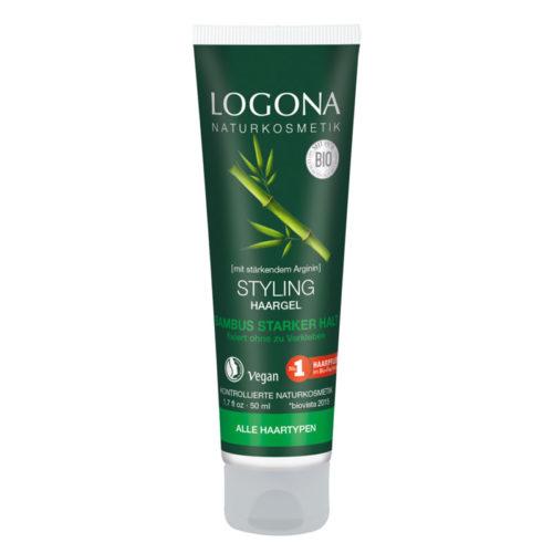 Logona styling gel bamboe