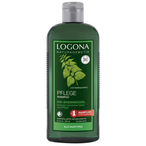 logona shampoo brandnetel