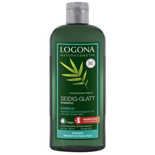 logona shampoo bamboe