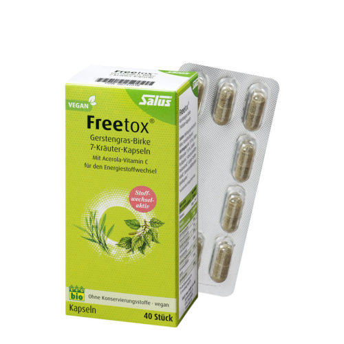 Salus Freetox capsules