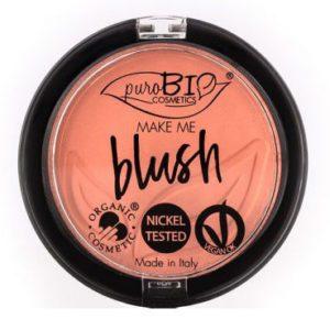 Purobio blush 02 coral