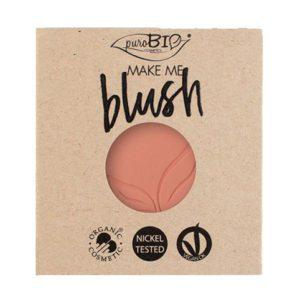 Purobio blush 02 coral refill