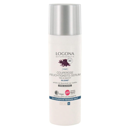 Logona med couperose hydraterend serum