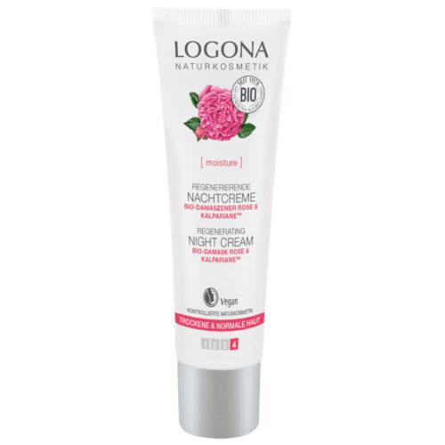 Logona moisture nachtcrème