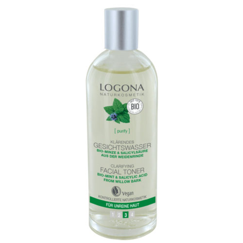 Logona purify gezichtswater