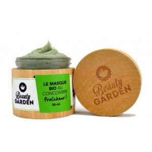 Beauty Garden masker komkommer