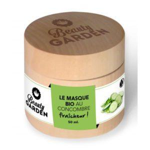 Beauty Garden Concombre masker