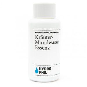 Hydrophil kruiden mondwater