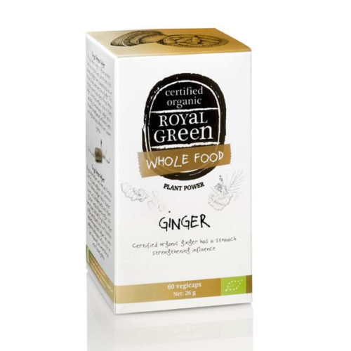 Royal Green Gember
