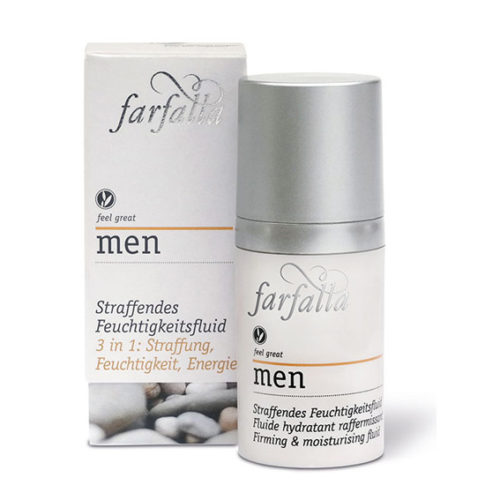 Farfalla Men Feel Great hydraterende fluid
