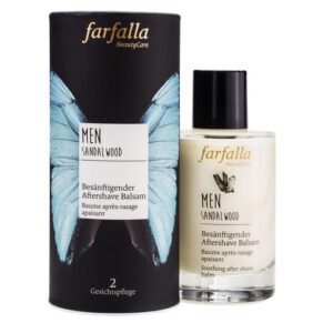 Farfalla Men Sandalwood after shave balsem