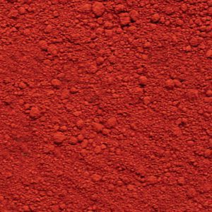ijzeroxide rood