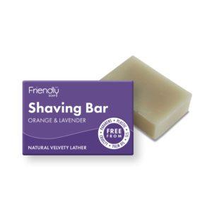 Friendly Soap scheerzeep