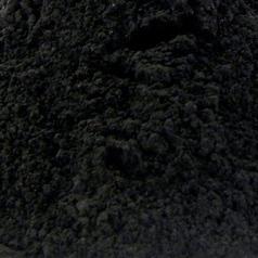 houtskool poeder