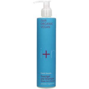 I+M freistiel sensitiv douchegel shampoo
