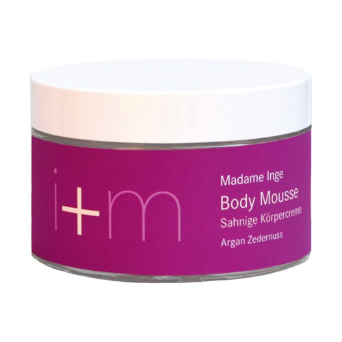 I+M madame inge body mousse