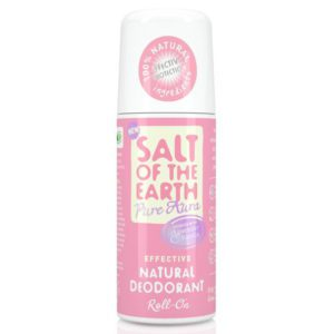 Salt of the Earth Pure Aura lavendel vanille deo roll-on