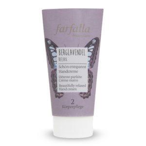 Farfalla Lavendel handcrème
