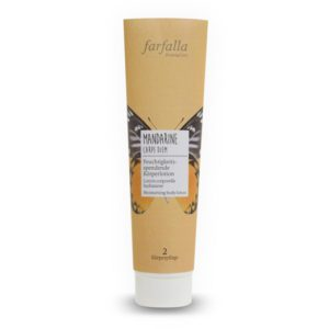 Farfalla Mandarine body lotion