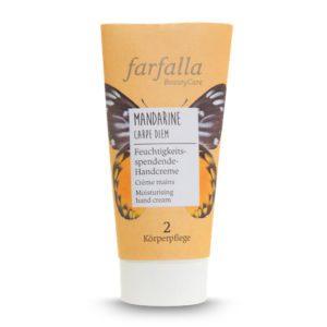 Farfalla Mandarine handcrème