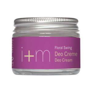 I+M floral swing deo crème