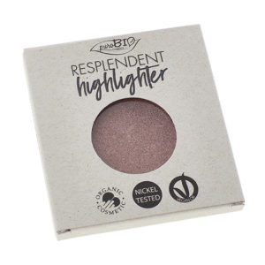 Purobio highlighter 04 rose gold refill