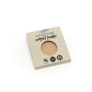 Purobio compact poeder 03 beige refill