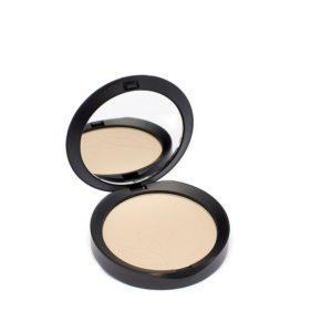 Purobio compact poeder 04 warm beige